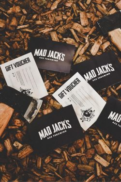 Mad Jacks Gift Vouchers