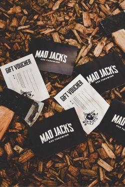Mad Jacks Gift Vouchers