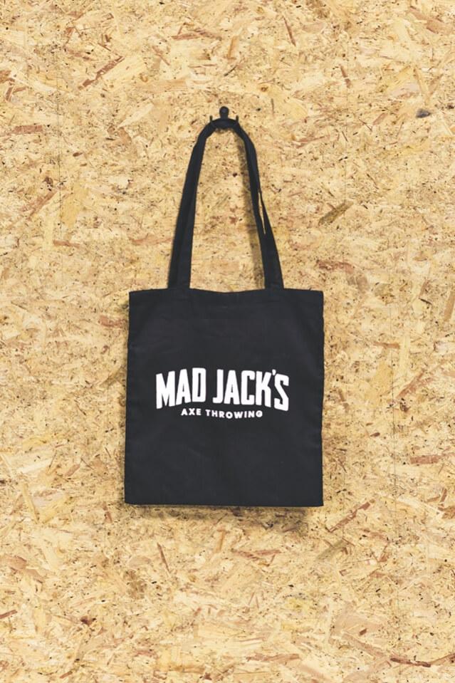 Mad Jacks Tote Bag