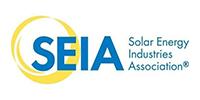 Logo for Solar Energy Industries Association