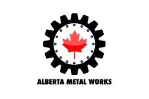 Logo for Alberta Metal Works