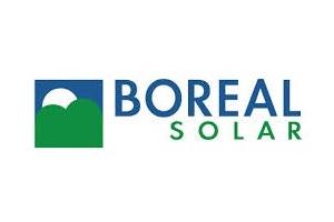 Logo for Boreal Solar