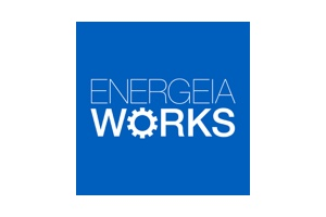 Logo for EnergeiaWorks