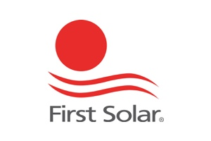 Logo for First Solar