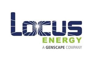 Logo for Locus Energy