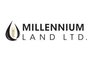 Logo for Millennium Land