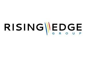 Logo for Rising Edge Group