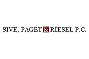 Logo for Sive, Paget & Riesel PC
