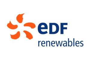Logo for EDF Renewables