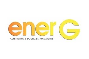 Logo for enerG