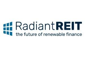 Logo for RadiantREIT