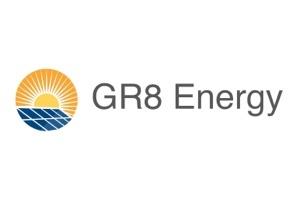 Logo for GR8 Energy