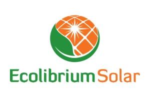 Logo for Ecolibrium Solar