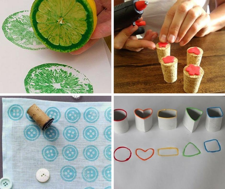 5 Atividades Com Tinta Guache Mercur