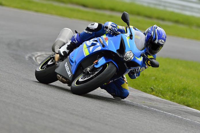 All-new Suzuki Gsx-r1000 To Headline Manchester Bike Show