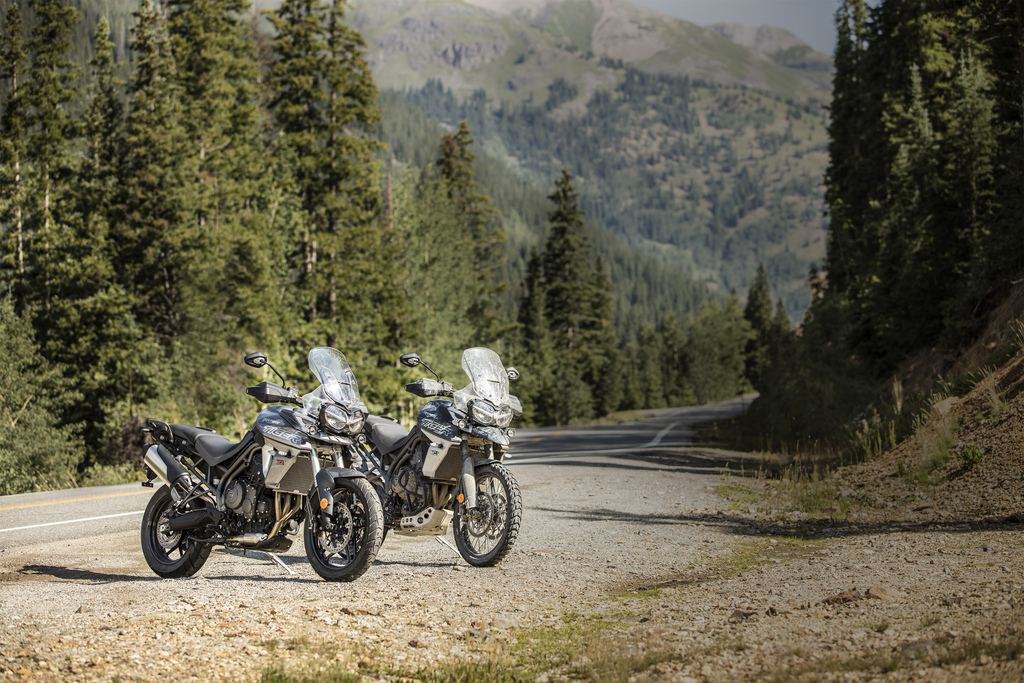 The All New Triumph Tiger 800 Xc And Xr 05