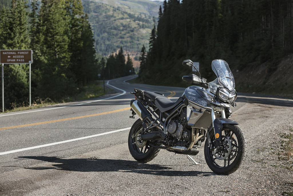 The All New Triumph Tiger 800 Xc And Xr 07