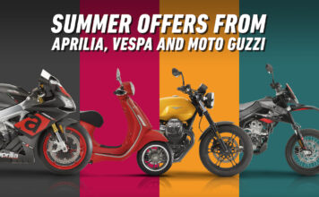 Mid-summer Offers From Piaggio Group
