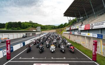 Over 300 Motorcycles Attend First Official French Imrg Rally