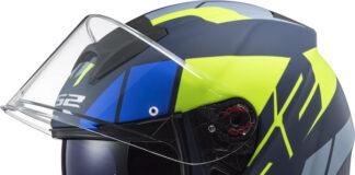 New Direction For Ls2 Vector Helmet