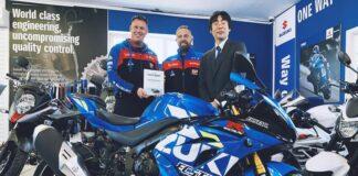 Powerslide Motorcycles Recognised By Suzuki As Top-selling Gsx-r Dealership In Europe