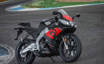 Aprilia 125cc Range Now With 0 Finance And 50 Insurance Discount 01