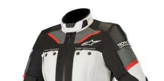 Alpinestars – Stella Andes Pro Drystar® Jacket Tech-air