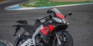 Aprilia 125cc Range: Now With 0% Finance And £50 Insurance Discount