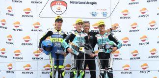 Decisive Victories At Motorland Aragón