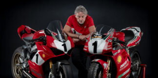 Panigale V4 25°anniversario 916: The Ducati Tribute To The Bike That Changed Superbike History