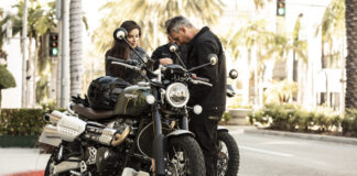 Triumph Motorcycles Announces Partnership With Spyder Motorcycles