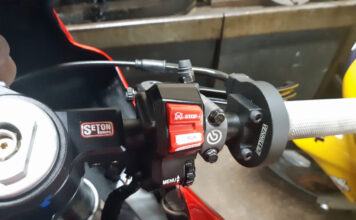 Venhill Fast-action Throttle For Yamaha R1