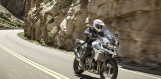 Triumph Motorcycles Extends Free Breakdown Cover