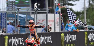50 Not Out: Marquez Hits A Half Century Of Premier Class Wins