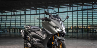 New Yamaha Tmax 560: Nothing But The Max
