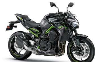Z900 Becomes A Screen Star For 2020 Season