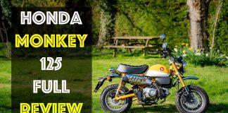 Honda Monkey Review