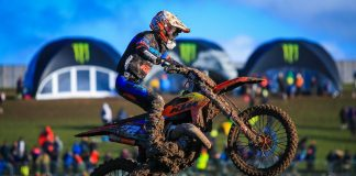 Liam Everts Victorious In Great Britain
