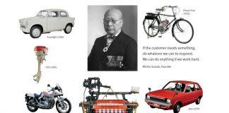 Suzuki Celebrates 100th Anniversary