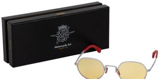 Looking At The Bright Side With Mv Agusta Sunglasses