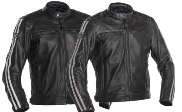 Out Now: Richa's Retro Racing 3 Leather Jacket