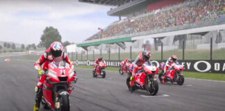 Excitement And Fun All Round In The Ducati Motorola E-race