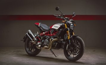 Indian Motorcycle Enhances Desirability With New Ftr Carbon