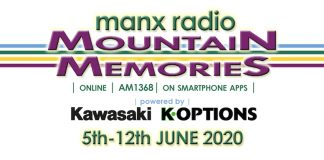 Kawasaki To Partner Manx Radio With 'mountain Memories' Station