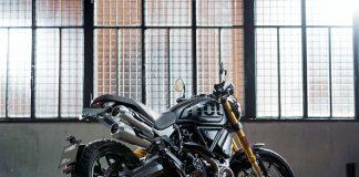 New Scrambler Ducati 1100: Just Pros
