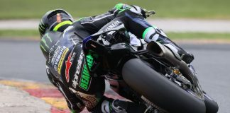 Beaubier Starts Strong, Breaks Lap Record On Day One At Road America