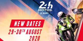 24 Heures Motos Rescheduled For 29 And 30 August 2020