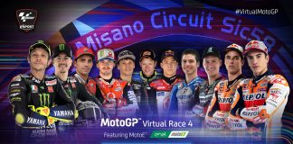 Virtual Race 4 hits Misano – with MotoE™ set to join the bill