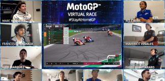 MotoGP™ Virtual Race: a record-breaking global eSport event