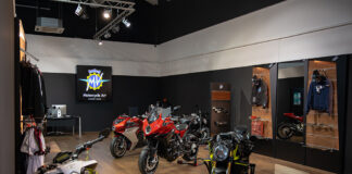 Mv Agusta New Mono-brand Store In Birmingham